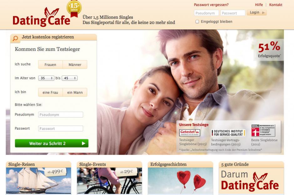 Dating seiten unseriös