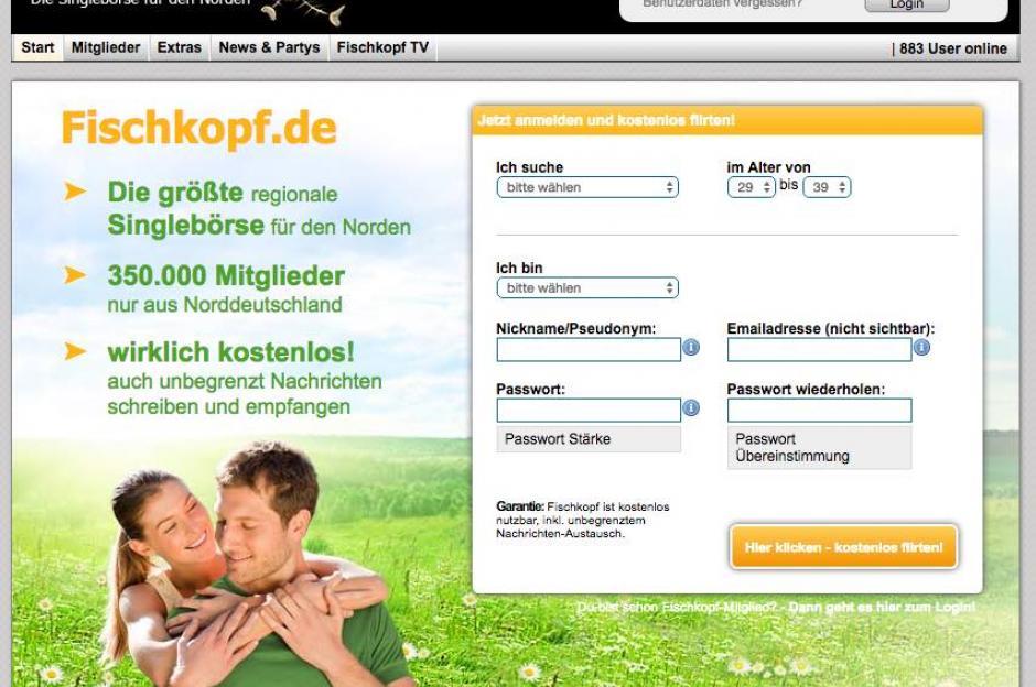 dating plattform norddeutschland