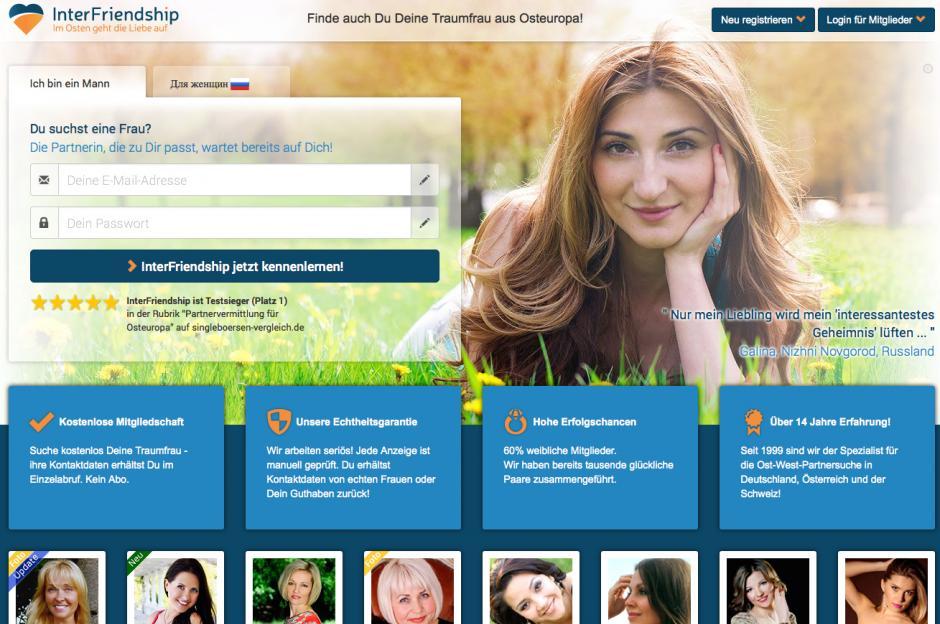 Singlebörse und Partnervermittlung - Vier Online-Anbieter schneiden gut ab - Stiftung Warentest